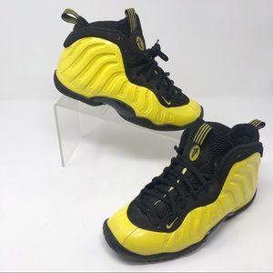 Nike Little Posite One Wu-Tang Yellow Black O-386